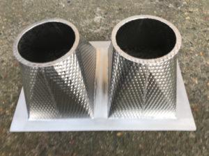 Alpha sheet metal project